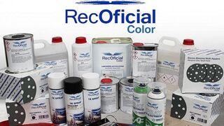 Recalvi presenta su nueva línea RecOficial Color en Motortec