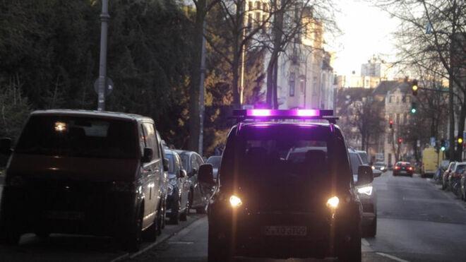 Ford prueba un lenguaje visual para vehículos autónomos