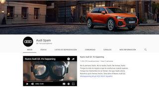 Volkswagen y Audi ganan la carrera de las redes sociales