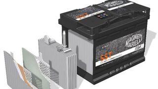 Magneti Marelli ofrece su avanzada gama de baterías Start&Stop