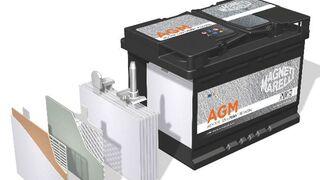 Cuidados de las baterías AGM