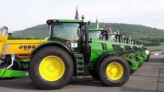 Michelin presenta los neumáticos RoadBib para vehículos agrarios