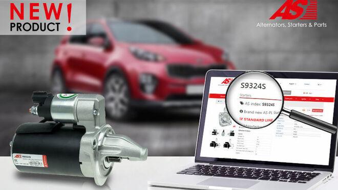 Nuevo motor de arranque AS-PL para vehículos Hyundai y Kia
