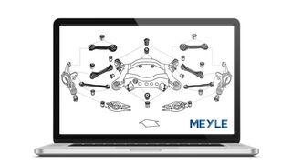 Meyle simplifica la identificación de recambios para los talleres
