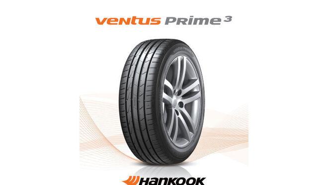 Hankook equipa el Ford Focus Active con el Ventus Prime 3