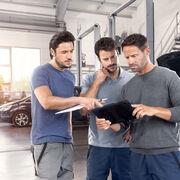 Bosch insiste en la formación del taller multimarca