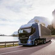 El GNL adopta un papel clave en el concepto de transporte sostenible de Iveco