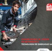 febi Truck lanza su gama de embragues para vehículos industriales europeos