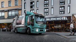 Volvo Trucks pone en la calle sus primeros camiones eléctricos
