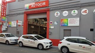 Taller Autocir valora sus primeros 20 meses en la red Five Star de Cromax