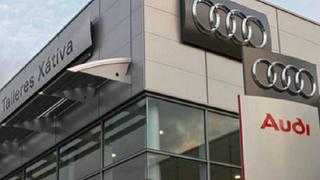 Volkswagen y Audi incentivan reparar siniestros en sus talleres
