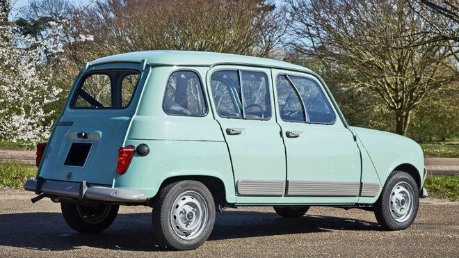 ¿Cuánto cuesta mantener un Renault 4?