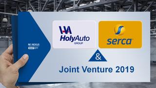 Serca y HolyAuto se alían en una joint venture