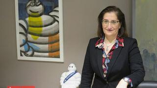 María Paz Robina, nueva directora general de Michelin España Portugal