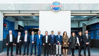 Speedy abre su cuarto centro en España