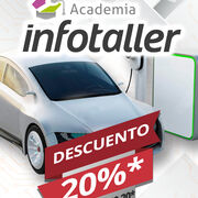 Aprende a reparar vehículos eléctricos con Academia Infotaller