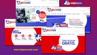 HiperCoche.com, un nuevo portal de venta de productos non-paint de automoción