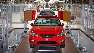 Las ventas de vehículos vuelven a descender en febrero