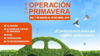 Comienza la Operación Primavera de Distrigo