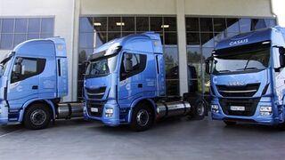Las ventas de camiones y autobuses en Europa cayeron el 18% en agosto