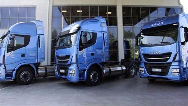 Las ventas de vehículos comerciales en Europa aumentaron un 11% en agosto
