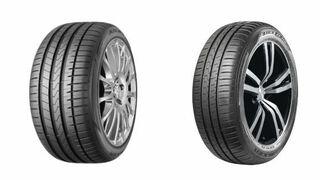 Falken lanza nuevas dimensiones en sus neumáticos de verano para turismos y SUV