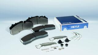 Meyle anuncia los nuevos forros de freno para camiones Meyle-PD