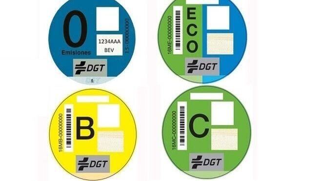 Los autocentros Norauto ofrecen los distintivos ambientales de la DGT