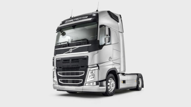 Volvo Trucks incorpora el sistema I-Save a su serie FH
