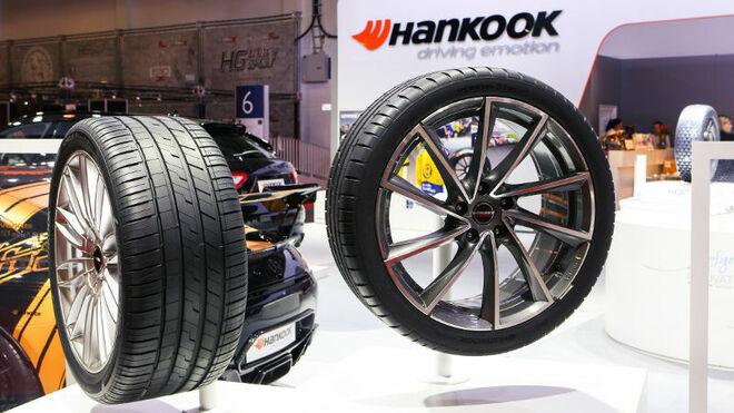 Hankook Tire mostrará sus prototipos en el stand de Grupo Soledad en Motortec
