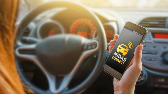 Midas Connect, el servicio que convierte el coche en un automóvil conectado