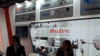 Rufre presenta su nueva estrategia en Motortec Automechanika Madrid