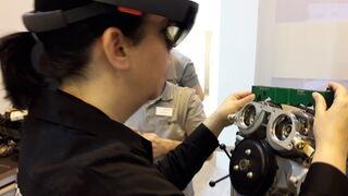 Schaeffler desvela cómo será el taller del futuro en Motortec
