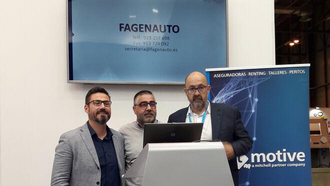 Motortec, escenario de presentación de Fagenauto, la patronal de los servicios oficiales