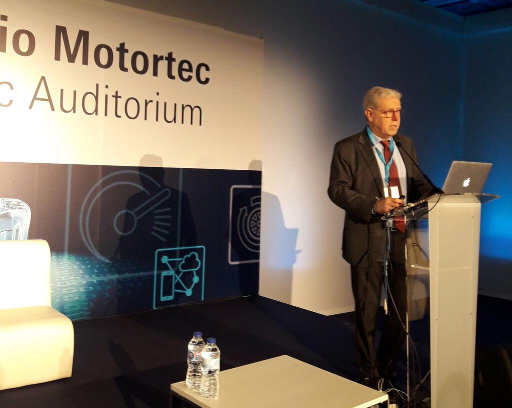 Miguel Angel Cuerno, presidente de Ancera y Open