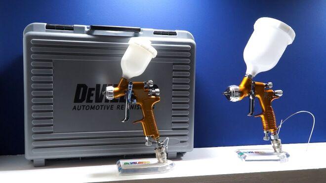 El sistema de trabajo de Car Repair System, en Motortec