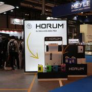 PRO Service presenta su marca de consumibles Horum en Motortec 2019