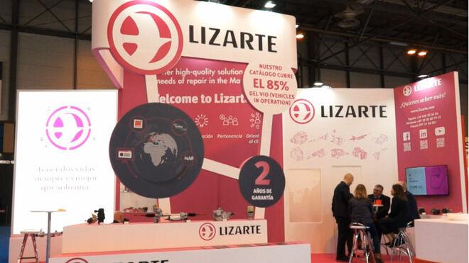 """Lizarte regresa a Motortec con su proyecto """"Refabricación e industria 4.0"""""""