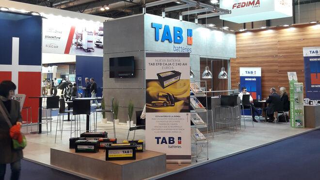 TAB Spain presenta sus novedades de producto y organizativas en Motortec