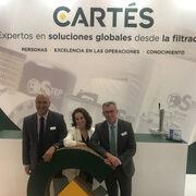 Grupo Cartés presenta su nueva imagen en Motortec