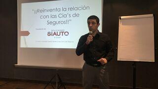 """José Ramón Devasa (Siauto): """"Me sorprende que los talleres digan que las aseguradoras son sus mejores clientes"""""""