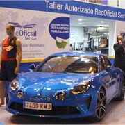 RecOficial Color y el Box Eléctrico, grandes novedades de Grupo Recalvi en Motortec