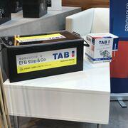 Nueva batería para camión EFB Stop & Go de TAB