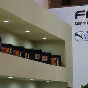 Motortec, escenario de las novedades en baterías y acumuladores de FQS Battery