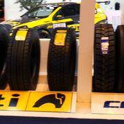 Grupo Neumastock mostró en Motortec las marcas de neumáticos de su catálogo