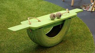 Signus acerca al taller la rueda del reciclaje