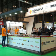 Reynasa-Danjoa cierra con éxito su participación en Motortec 2019