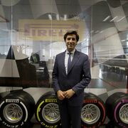 David Pallarès, al frente del Marketing de Pirelli en España y Portugal