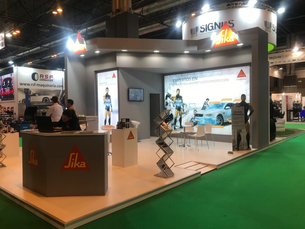 Stand de Sika