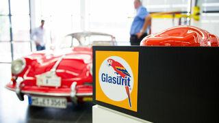 Glasurit mostrará su experiencia en pintura para clásicos en Techno-Classica Essen 2019